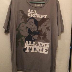 Grumpy Disney Tee